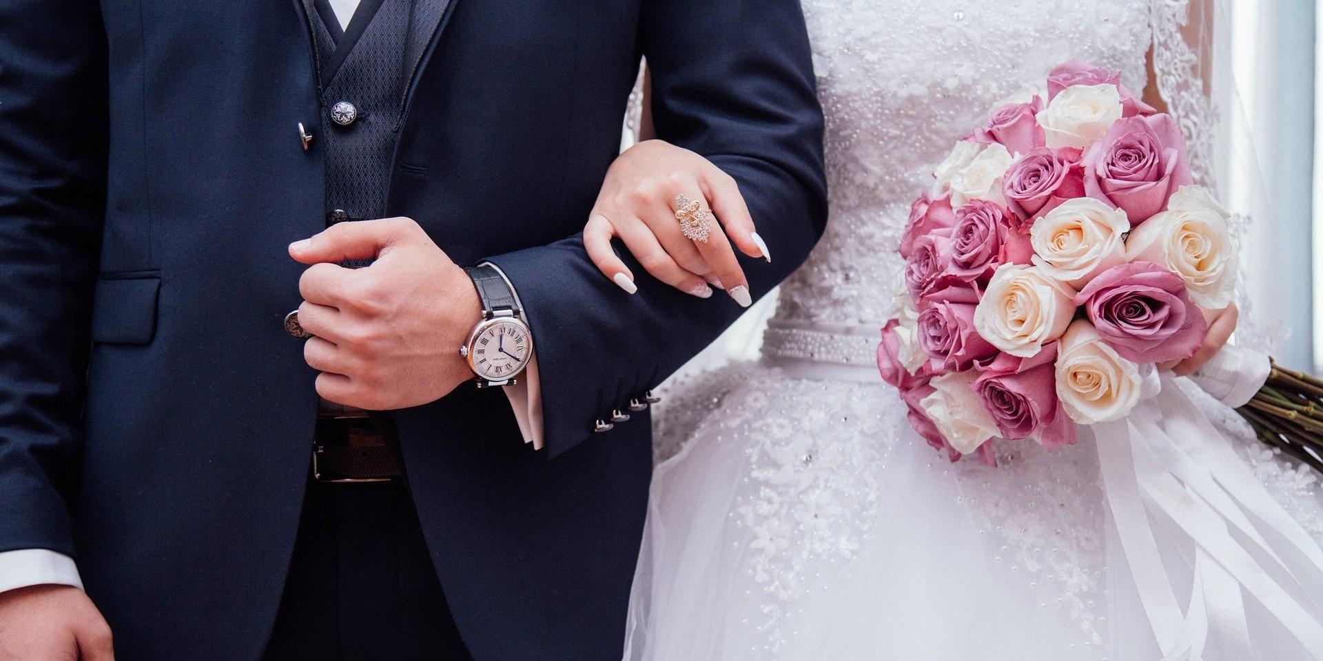 Streloviti pad sklopljenih brakova u Hrvatskoj, više je građanskih nego crkvenih