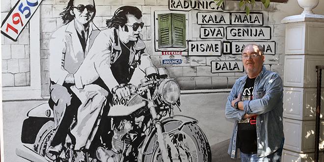 UOČI 70. GODIŠNJICE TORCIDE Njegove navijačke parole znaju svi hajdukovci, a napisao je vječne pjesme o Dalmaciji