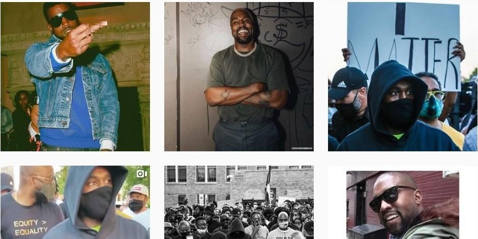 Kanye West: Bog želi da budem predsjednik, a korona virus me želi spriječiti