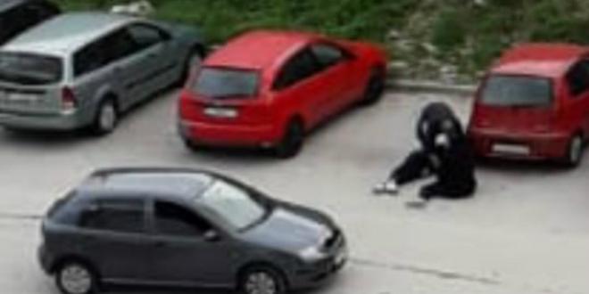 DRAMA NA SUĆIDRU Potukli se na ulici, intervenirala policija