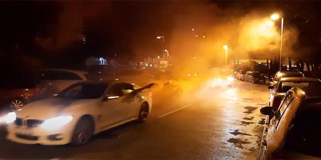 VIDEO Split je gorio, pogledajte spektakularne snimke s proslave Torcidinog rođendana