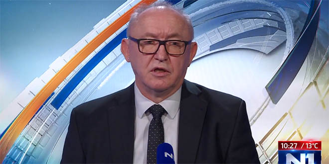 Topolnjak o Berošu: 'On je ministar obećavanja, a ne rješavanja problema'