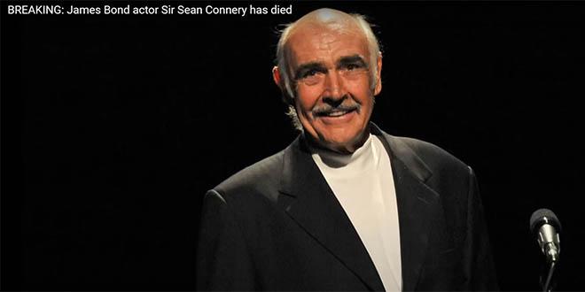Umro Sean Connery!
