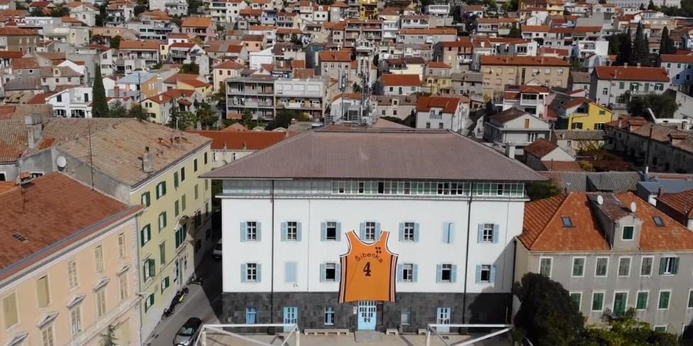 VIDEO Šibenik 'Narančasti grad' (2. dio)