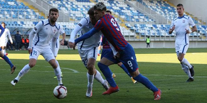 KRAJ: Dugopolje svladalo Hajduk II 1:0 golom Vujčića!