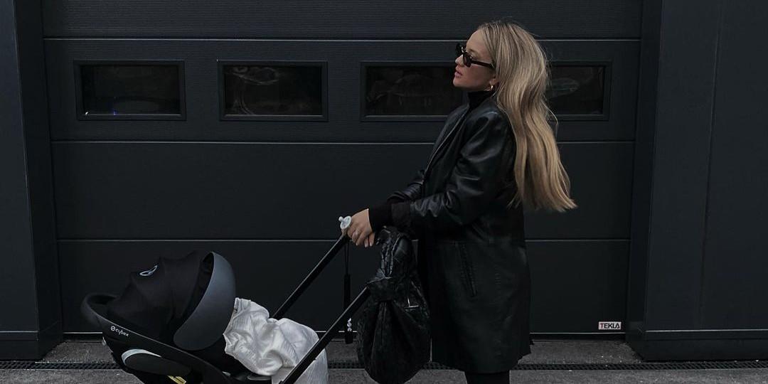Izabel Kovačić oduševila tisuće ljudi novom fotkom sa sinčićem Ivanom
