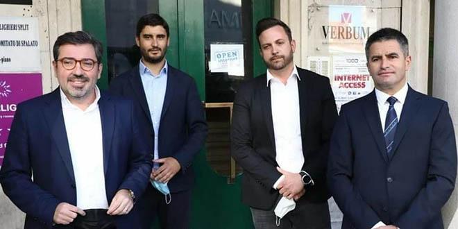 HDZ Split dobio novo vodstvo