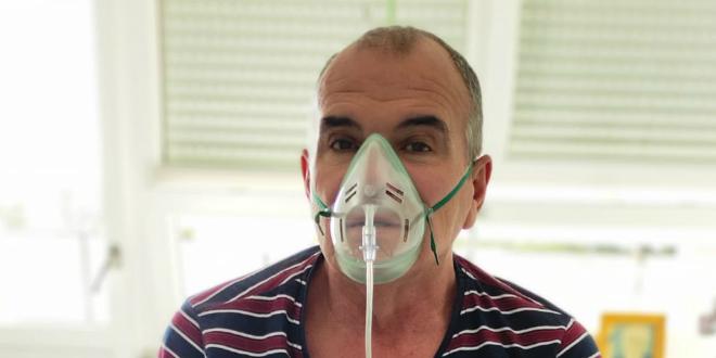 SPLIĆANIN KOJI JE PREBOLIO KORONU: Covid je opasna bolest, ali u KBC-u ćete dobiti najbolju moguću skrb!