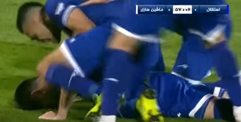OVO MORATE VIDJETI: Spektakularan pogodak bivšeg igrača Hajduka