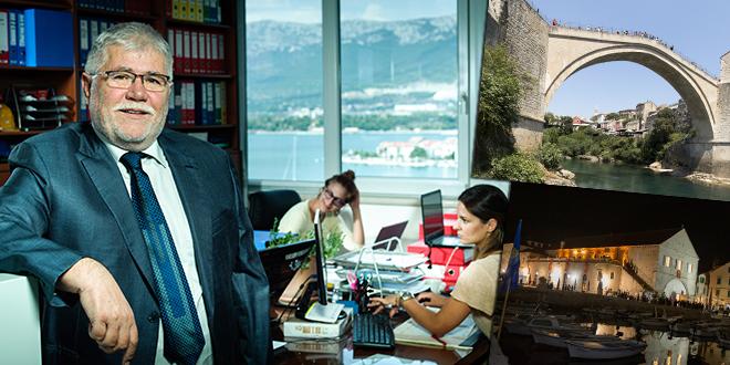 TRIDESET GODINA SPEGRE Berislav Borovina otkriva kako je splitska građevinska firma postala znanjem i opremom svjetski konkurentna
