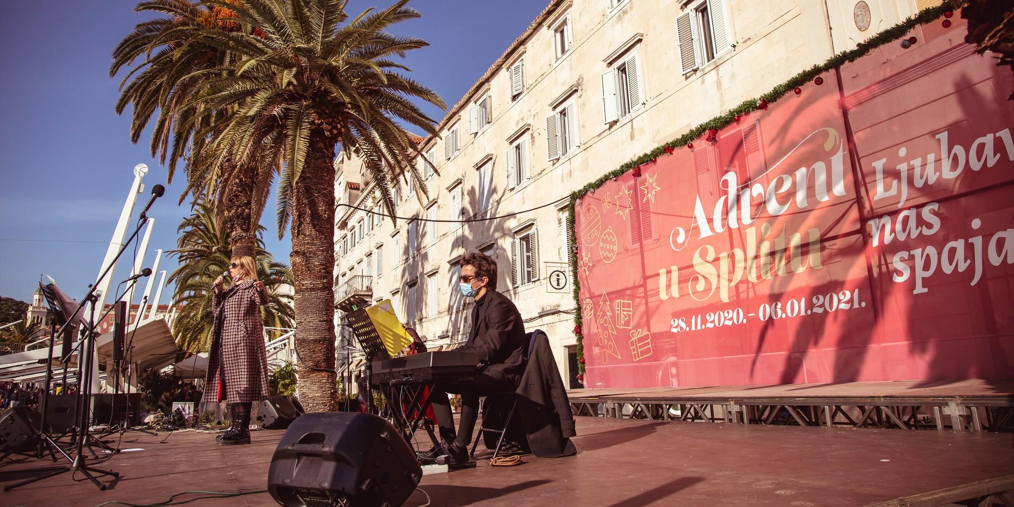 Turistička zajednica grada Splita: Ovogodišnje adventske aktivnosti gotovo u potpunosti smo preselili na digitalne kanale