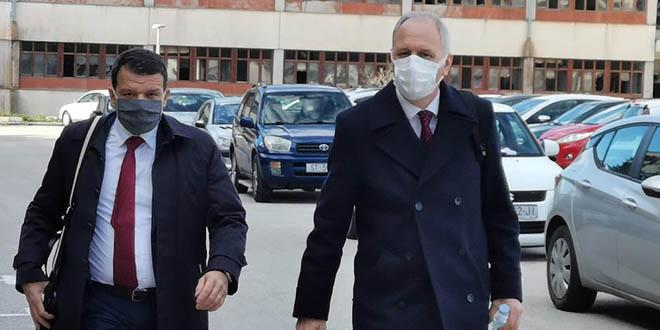GRADONAČELNIK U SUDNICI 'Žao mi je što sam tužio Društvo Marjan, ali oni su me označili kao koruptivnu osobu'