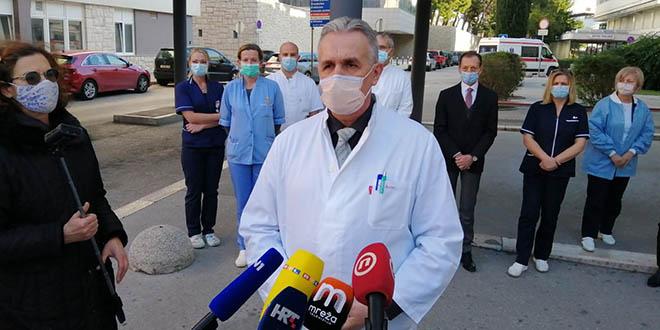 U KBC-u SPLIT TRANSPLANTIRANA ROŽNICA 'Mnogi su odlazili u zagrebačke klinike, više neće morati'