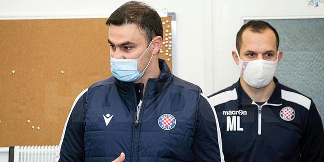 Sablić okupio Hajduk II: Neće biti dovođenja igrača sa strane