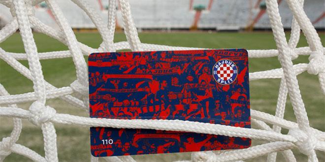 NAŠ HAJDUK: Hajduk je već prešao brojku od 5.000 članova za 2021. godinu!