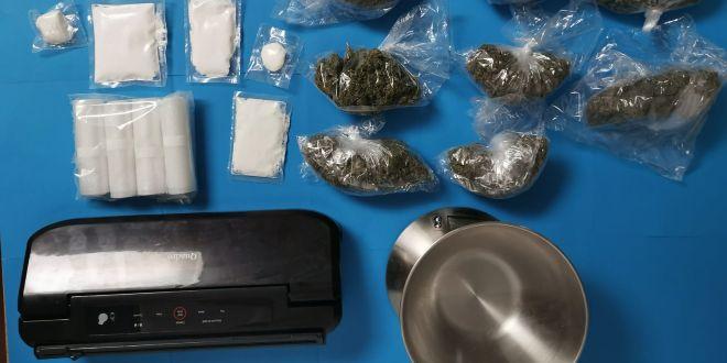 DROGA U SPLITU Policija mu pronašla marihuanu i speed