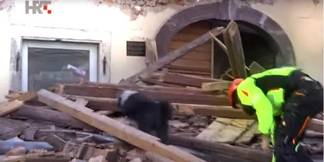 HRT nakon apela prestao puštati spot Doris Dragović o potresu u Petrinji