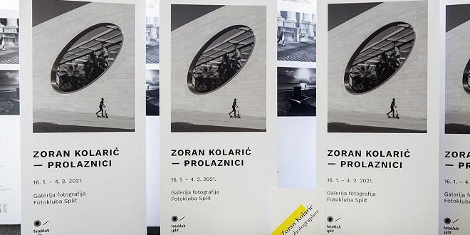 FOTOGRAFIJE EUROPSKIH GRADOVA: U Fotoklubu Split otvorena izložba 'Prolaznici'