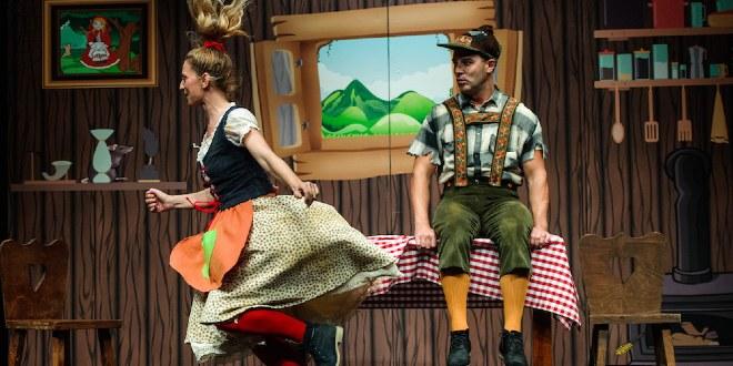 IVICA I  MARICA Zabava za cijelu obitelj u Gradskom kazalištu mladih