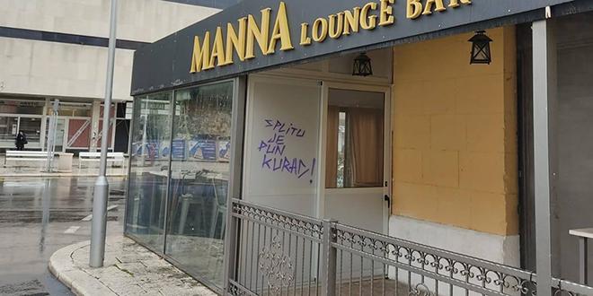 Netko je ostavio poruku na sporni objekt u centru Splita