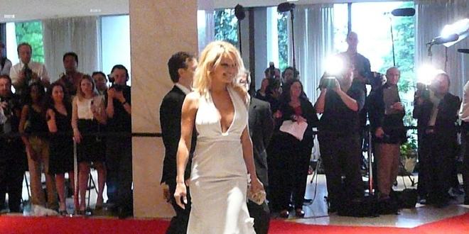 Pamela Anderson se udala u tajnosti