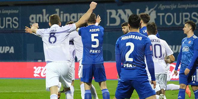 KRAJ: Dinamo pobijedio 3:1, Hajduk nije bio loš