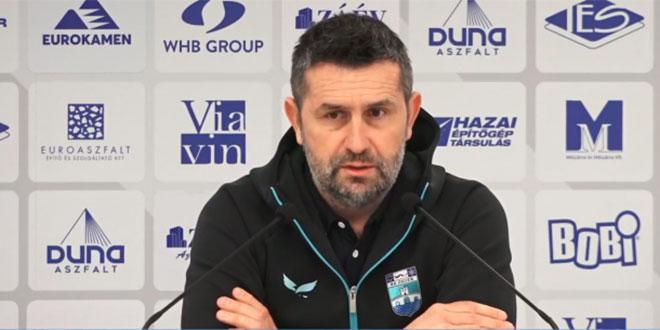 Bjelica: Na nama je da pobjeđujemo naše utakmice i očekujemo da će se Dinamo negdje pokliznuti