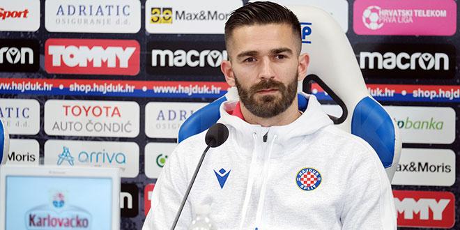 Marko Livaja: Potpisao sam za klub u koji sam želio doći!