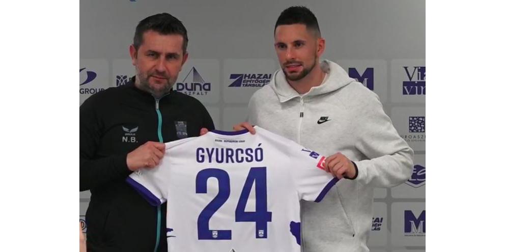 ADAM GYURCSO Ovo je ogroman iskorak za mene, mislio sam da ću u Hajduku završiti u B momčadi!