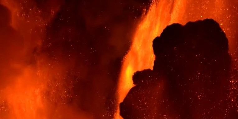 VIDEO Nova erupcija Etne