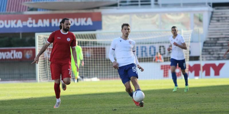 KRAJ Hajduk II svladao Croatiju 2:1, Joao Erick u 96. minuti uzdrmao gredu!