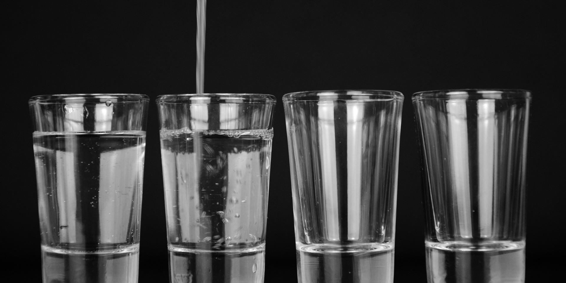Znate li zašto za vrijeme obroka ne trebate piti puno vode?