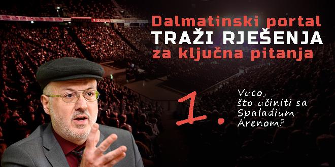 Siniša Vuco: Spaladium Arenu bih pokušao prodati na međunarodnom natječaju