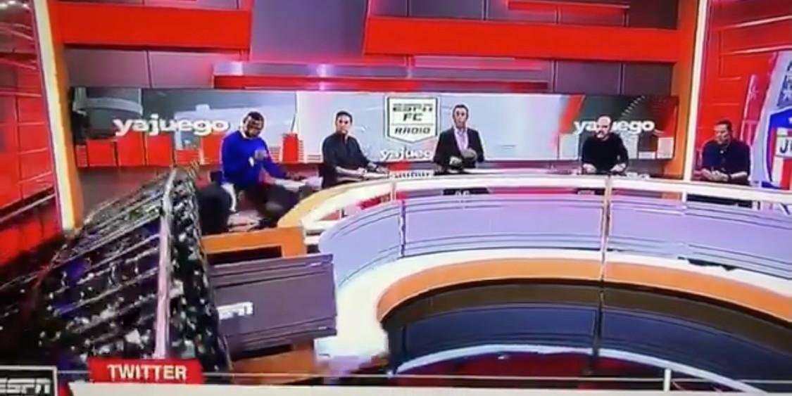 VIDEO Šokantan prizor u televizijskom studiju | Dalmatinski portal