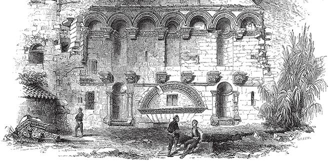 DALMACIJA OČIMA STRANACA 'Pretpostavlja se da je Split mjesto gdje se odvija Shakespeareov komad Tri kralja'