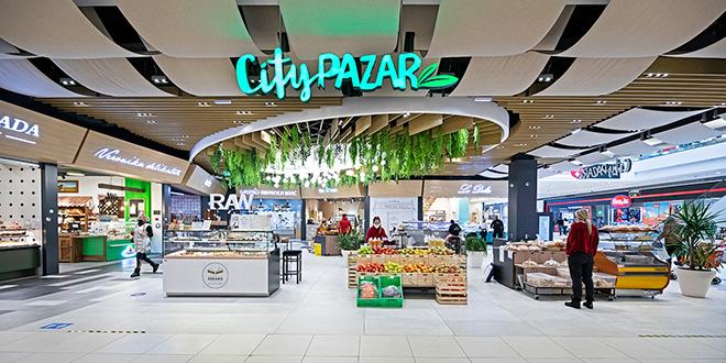 City Pazar: Na korak do zdravijeg života