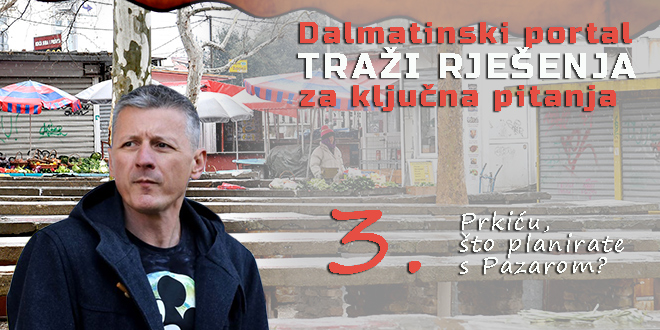 Jakov Prkić: Pazar trebamo očuvati sa svim njegovim bojama i tonovima, a treba osmisliti kako tržnice koristiti u popodnevnim satima