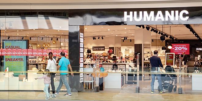 U Mall of Splitu otvorena Humanic trgovina