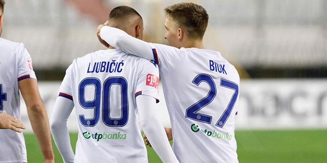 UŽIVO (18.00) Može li Hajduk nakon Rijeke svladati i Dinamo?