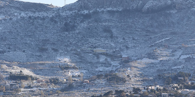 FOTOGALERIJA: Pogledajte prekrasne prizore snijega u Rupotinama u sunčano jutro