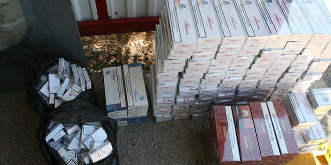 USKOK podigao optužnicu protiv policajca, carinika i još dvojice zbog šverca cigareta