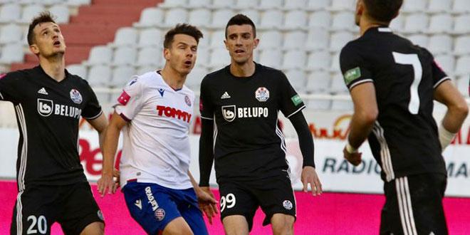 Krstanović: Svaka mi je utakmica ista, ali ispada da mi Hajduk najbolje leži