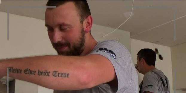 Ljubav je na SSelu: Kandidat Jurica ima nacističku tetovažu