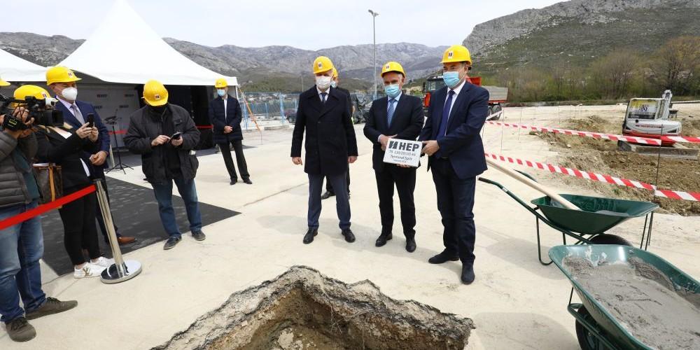 INVESTICIJA VRIJEDNA 60 MILIJUNA KUNA HEP gradi trafostanicu za istočne dijelove Splita