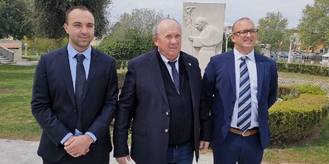 Josip Kerum kandidat za gradonačelnika Solina: 'On je od moje sestre unuk'