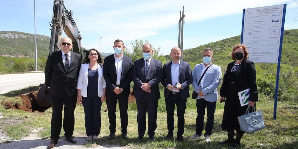 Započeli radovi na velikom infrastrukturnom projektu vodoopskrbnog sustava Prgomet - Seget Zagora