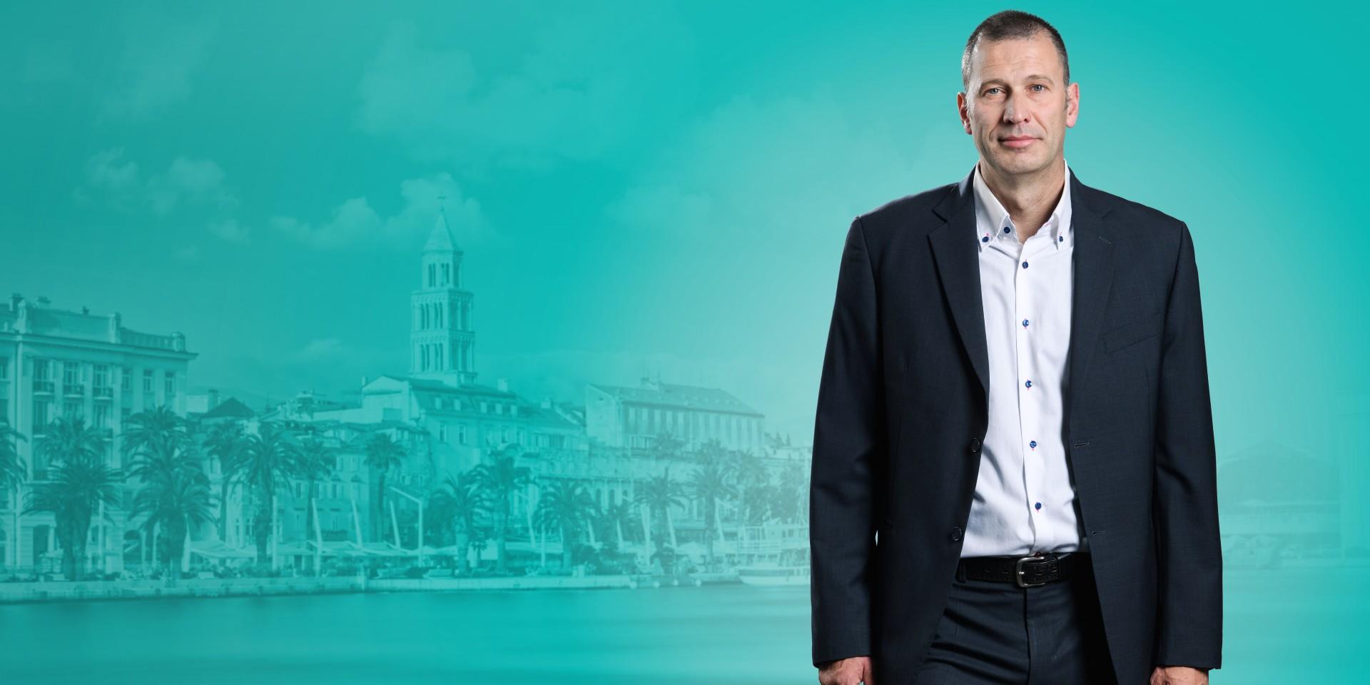 INTERVJU Joško Tijardović: Split ne smije stajati, ne želi ovisiti samo o turizmu