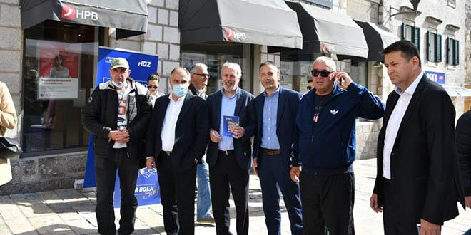 Boban, Šošić i Čogelja u Sinju i Trilju: Županija ulaže u gospodarsku zonu Čaporice