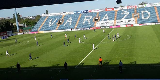 KRAJ Hajduk golom Livaje iz jedanesterca u 89. minuti slavio u Varaždinu!