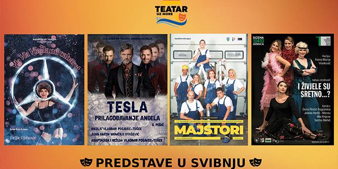GORI (TEATAR UZ) MORE 'Planule' ulaznice za Vlajland, veliki interes za svim predstavama!